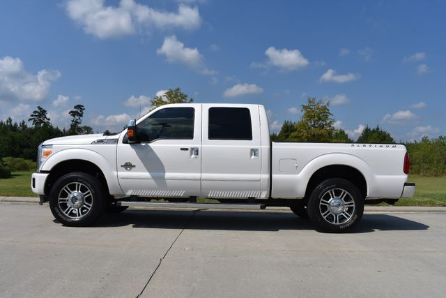 2014 Ford F250SD Platinum Walker, Louisiana 2