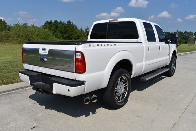 2014 Ford F250SD Platinum Walker, Louisiana 7