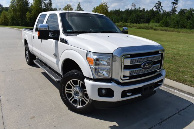 2014 Ford F250SD Platinum Walker, Louisiana 5