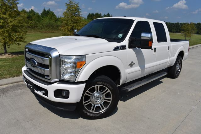 2014 Ford F250SD Platinum Walker, Louisiana 1