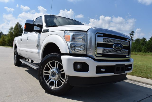 2014 Ford F250SD Platinum Walker, Louisiana 4