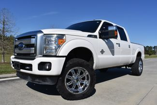 2014 Ford F250SD Platinum in Walker, LA 70785