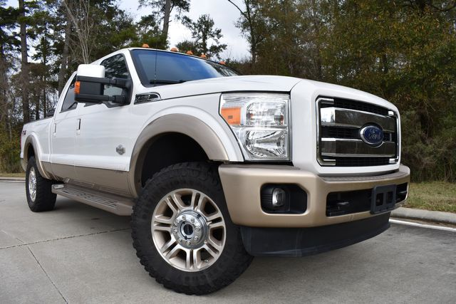 2014 Ford F250SD King Ranch