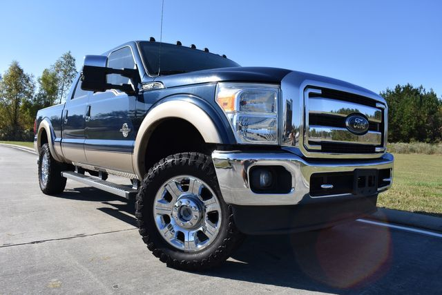2014 Ford F250SD Lariat