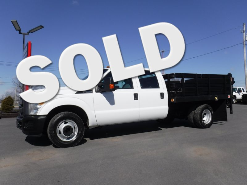 2014 Ford F350 Crew Cab 9' Stake 2wd in Ephrata PA