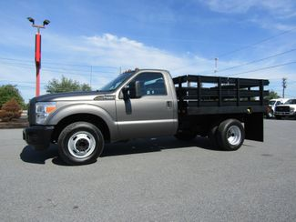 2014 Ford F350 9' Flatbed Stake Bed 2wd in Ephrata, PA 17522