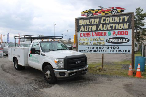 2014 Ford Super Duty F-350 DRW Chassis Cab XLT in Harwood, MD