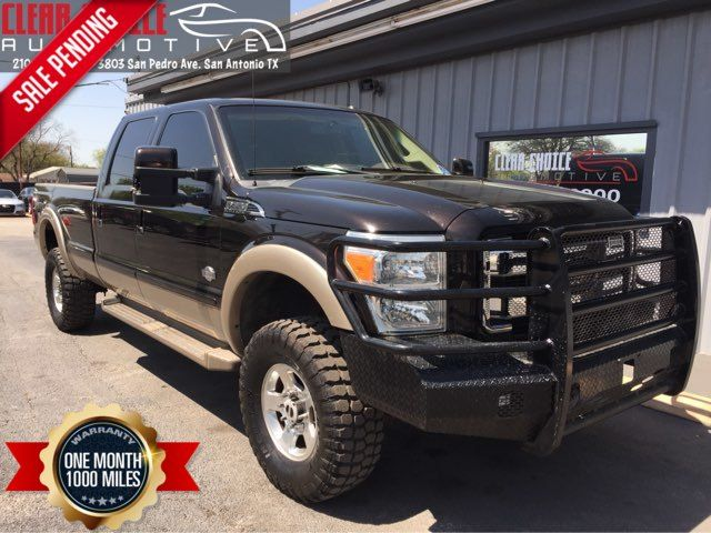 2014 Ford F350SD King Ranch