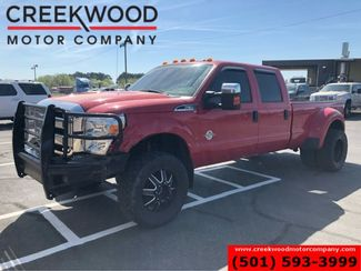 2014 Ford Super Duty F-350 XLT 4x4 Diesel Dually Black 20s New Tires Deleted in Searcy, AR 72143