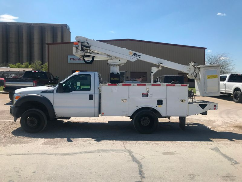 2014 Ford F450 BUCKET TRUCK    city TX  North Texas Equipment  in Fort Worth, TX