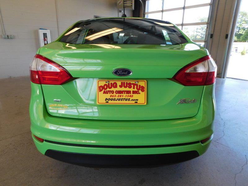 2014 Ford Fiesta SE  city TN  Doug Justus Auto Center Inc  in Airport Motor Mile ( Metro Knoxville ), TN