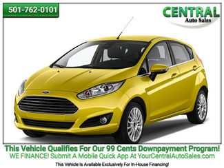 2014 Ford Fiesta SE   Hot Springs, AR   Central Auto Sales in Hot Springs AR