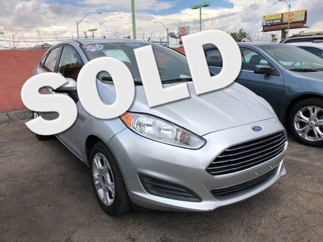 2014 Ford Fiesta SE AUTOWORLD (702) 452-8488 Las Vegas, Nevada