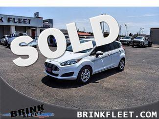 2014 Ford Fiesta SE   Lubbock, TX   Brink Fleet in Lubbock TX