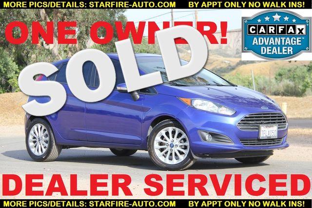 2014 Ford Fiesta SE Santa Clarita, CA