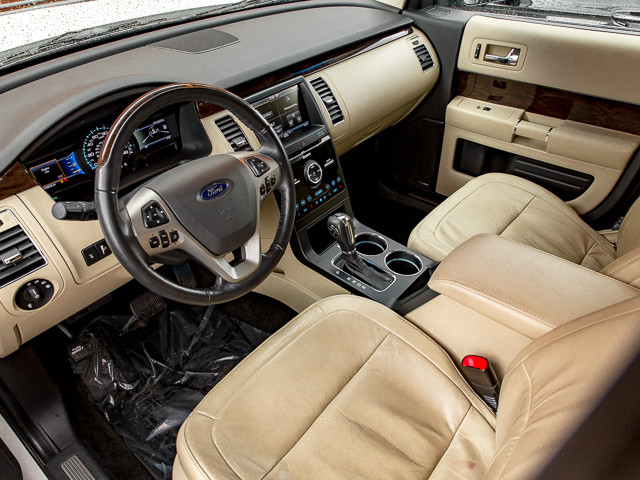2014 Ford Flex Limited Burbank, CA 14