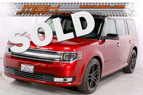 2014 Ford Flex Limited w/EcoBoost - AWD - Navigation - SONY in Los Angeles