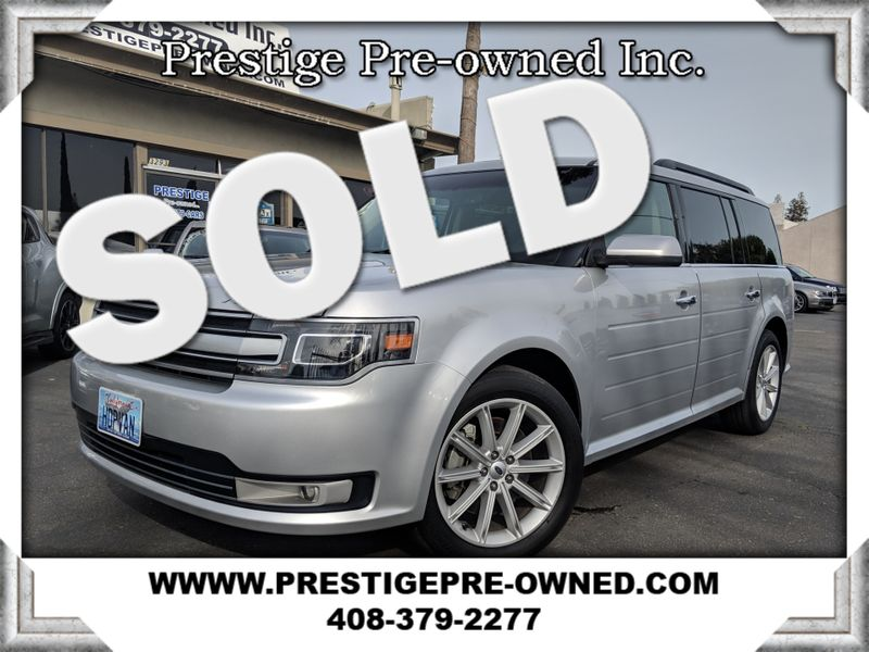 2014 Ford Flex Limited  in Campbell CA