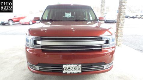 2014 Ford Flex Limited AWD Navi 3rd Row Clean Carfax We Finance | Canton, Ohio | Ohio Auto Warehouse LLC in Canton, Ohio