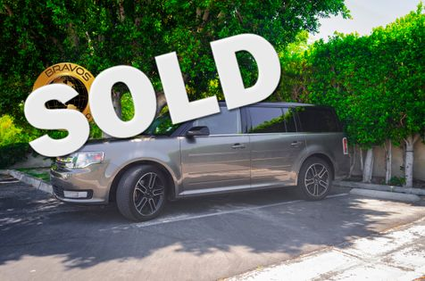 2014 Ford Flex SEL in cathedral city