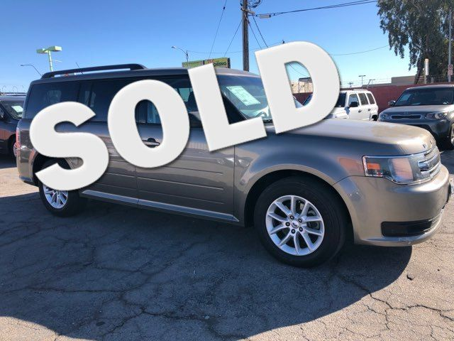 2014 Ford Flex SE CAR PROS AUTO CENTER (702) 405-9905 Las Vegas, Nevada