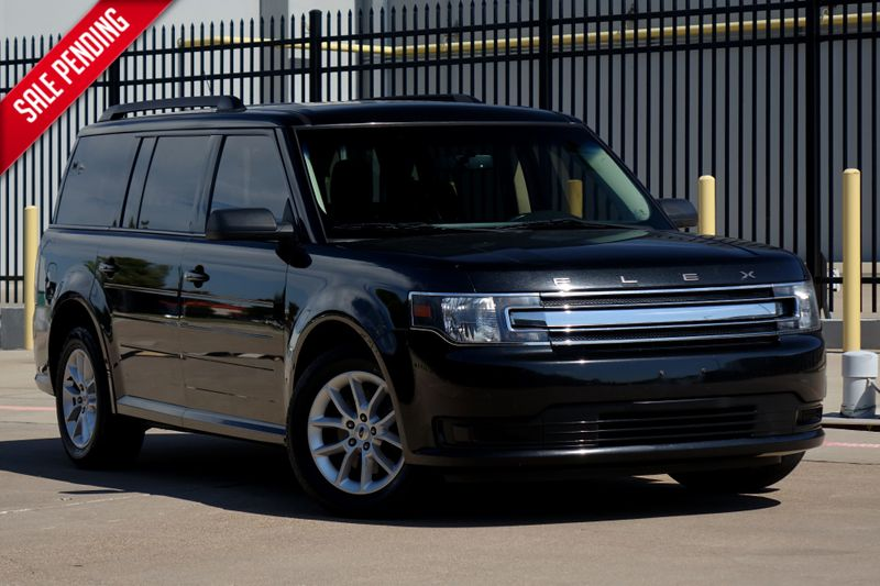 2014 Ford Flex SE*3rd Row Seating* EZ Finance*   Plano, TX   Carrick's Autos in Plano TX