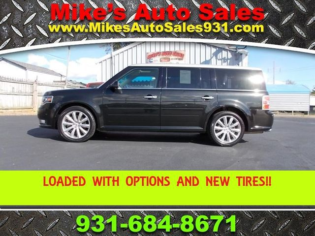 2014 Ford Flex Limited Shelbyville, TN 1