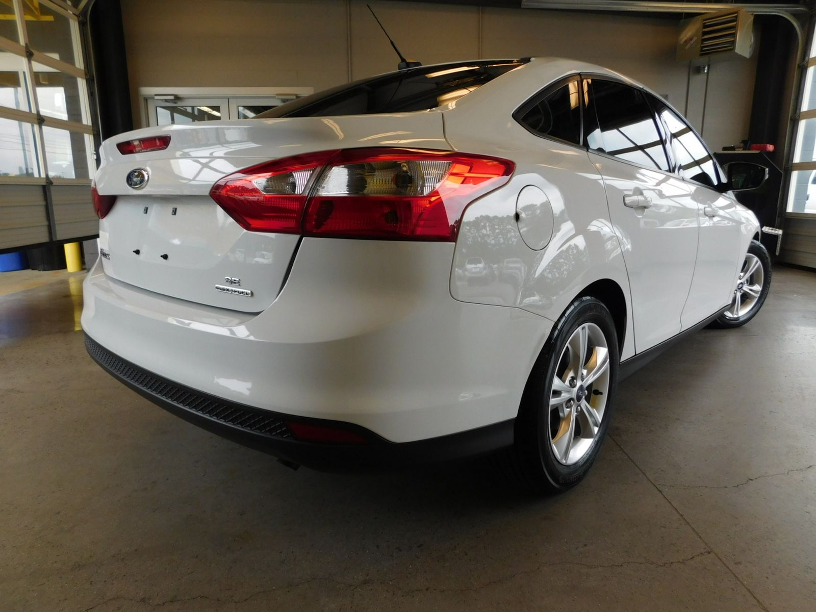2014 Ford Focus Se City Tn Doug Justus Auto Center Inc Lights In Airport Motor Mile