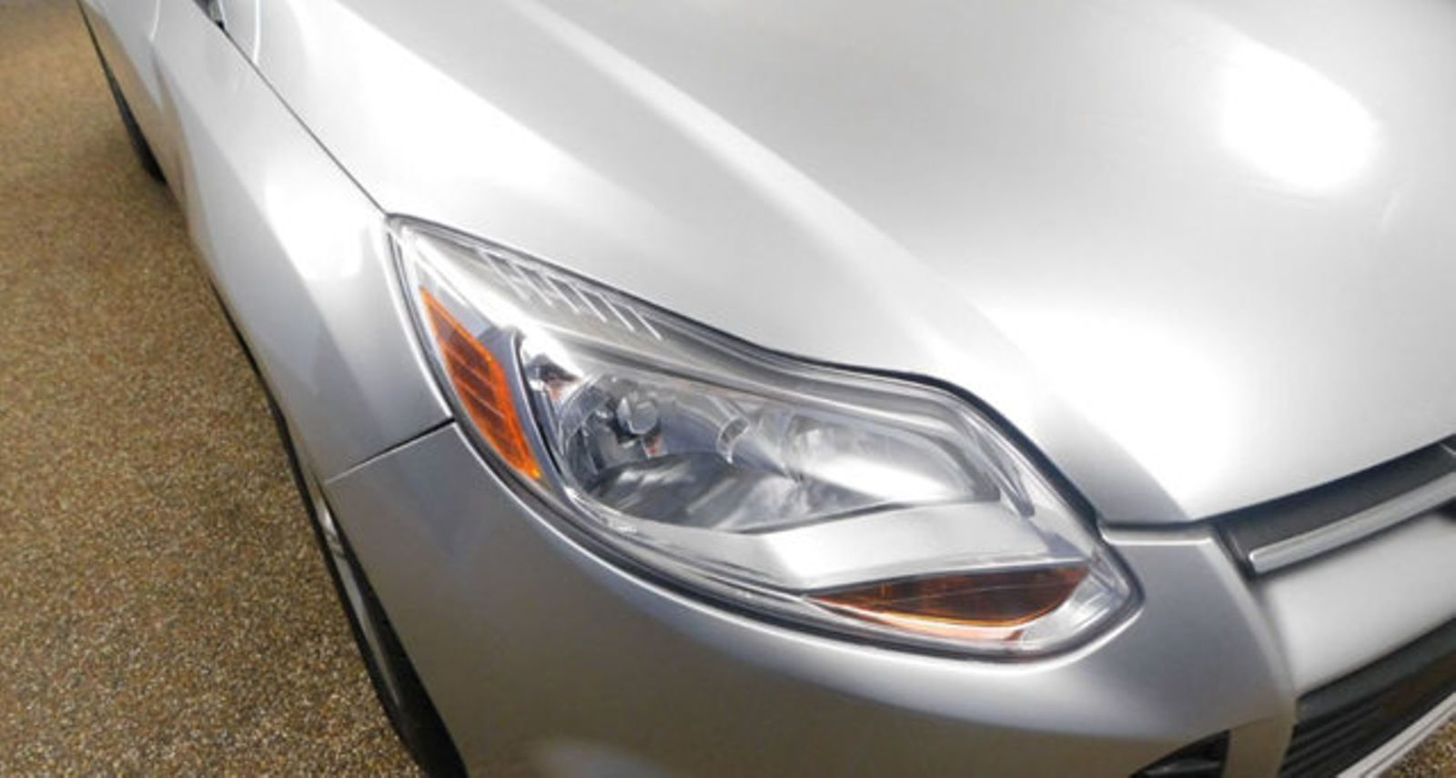 2014 Ford Focus Se City Ohio North Coast Auto Mall Of Bedford Lights In