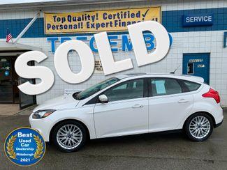 2014 Ford Focus Titanium in Bentleyville, Pennsylvania 15314