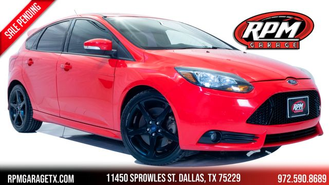2014 Ford Focus ST with Upgrades