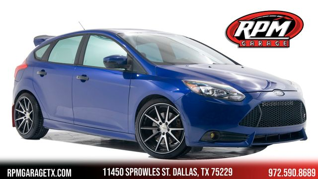 2014 Ford Focus ST with Many Upgrades