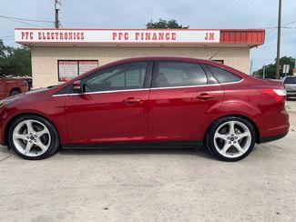 2014 Ford Focus Titanium in Devine, Texas 78016