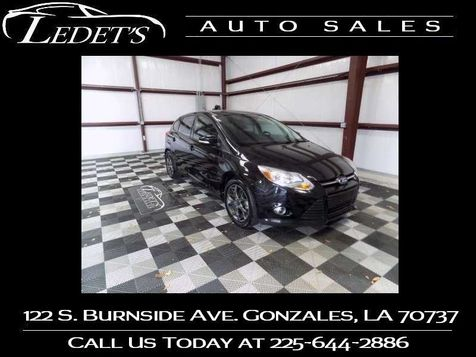 2014 Ford Focus SE - Ledet's Auto Sales Gonzales_state_zip in Gonzales, Louisiana