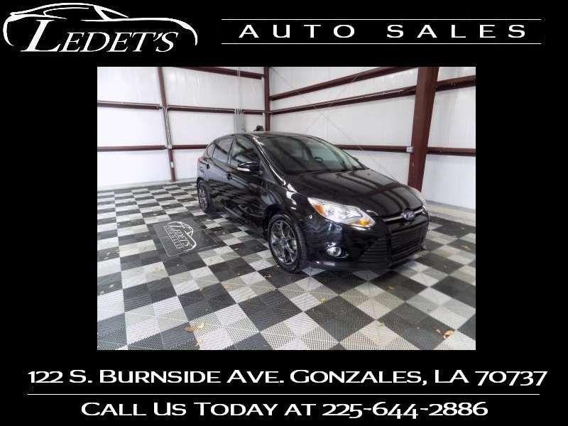 2014 Ford Focus SE - Ledet's Auto Sales Gonzales_state_zip in Gonzales Louisiana