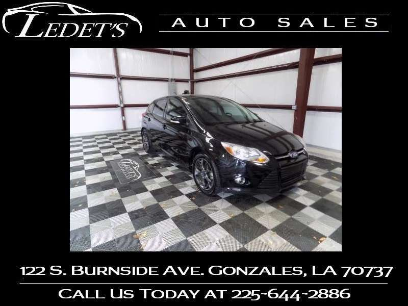 2014 Ford Focus SE - Ledet's Auto Sales Gonzales_state_zip in Gonzales Louisiana