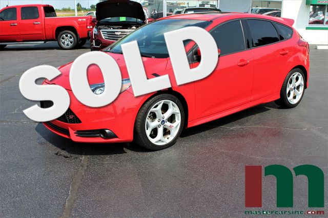 2014 Ford Focus ST | Granite City, Illinois | MasterCars Company Inc. in Granite City Illinois