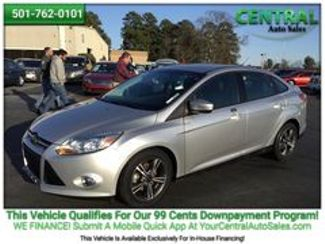 2014 Ford Focus SE   Hot Springs, AR   Central Auto Sales in Hot Springs AR