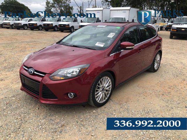 2014 Ford Focus Titanium in Kernersville, NC 27284