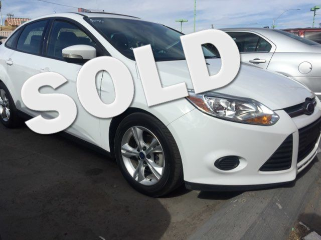 2014 Ford Focus SE CAR PROS AUTO CENTER (702) 405-9905 Las Vegas, Nevada