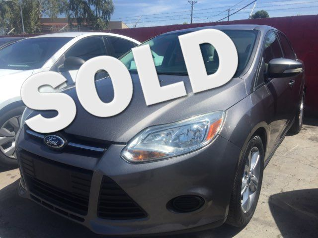 2014 Ford Focus SE AUTOWORLD (702) 452-8488 Las Vegas, Nevada 0