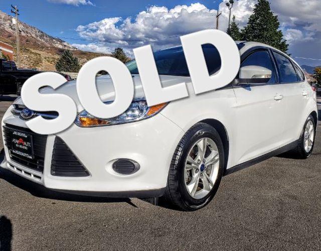 2014 Ford Focus SE LINDON, UT