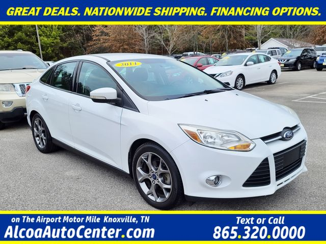 """2014 Ford Focus SE Sport Package Leather/SYNC /17"""" Alloys"""