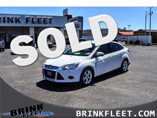2014 Ford Focus SE | Lubbock, TX | Brink Fleet in Lubbock TX