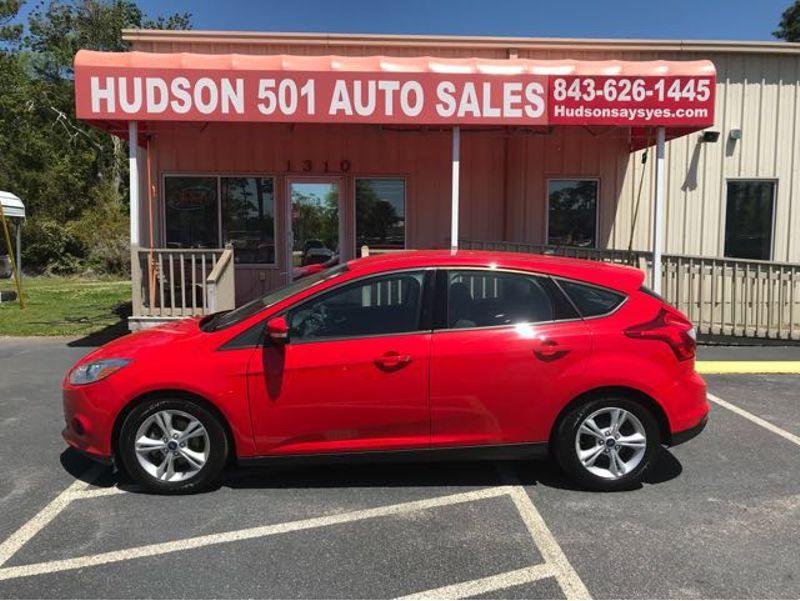 2014 Ford Focus SE   Myrtle Beach, South Carolina   Hudson Auto Sales in Myrtle Beach South Carolina