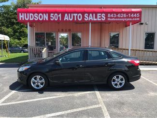 2014 Ford Focus SE | Myrtle Beach, South Carolina | Hudson Auto Sales in Myrtle Beach South Carolina