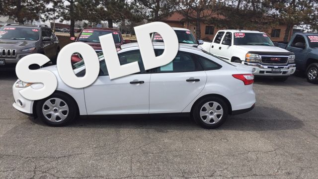 2014 Ford Focus S Ontario, OH