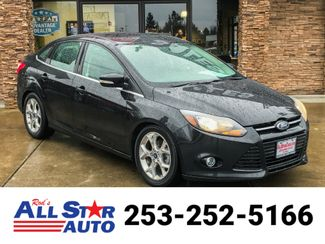 2014 Ford Focus Titanium in Puyallup Washington, 98371