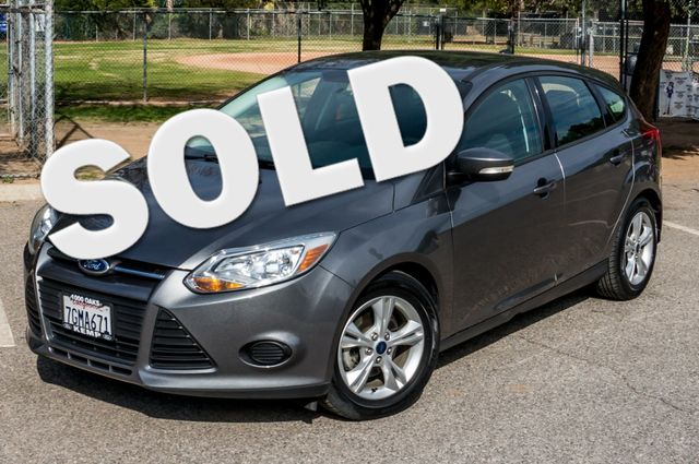 2014 Ford Focus Se Reseda Ca Socal Auto Group