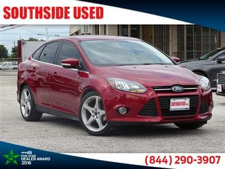 2014 Ford Focus Titanium | San Antonio, TX | Southside Used in San Antonio TX